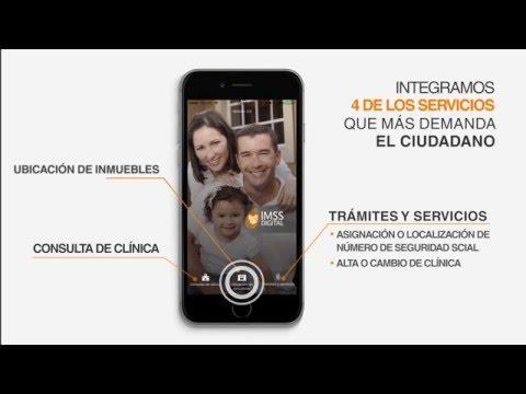 APP IMSS Digital