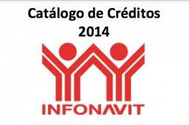 Créditos Infonavit 2014