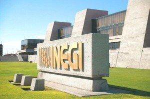 Centros de información del INEGI