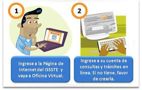 Sinavid la oficina virtual del issste for Oficina virtual del