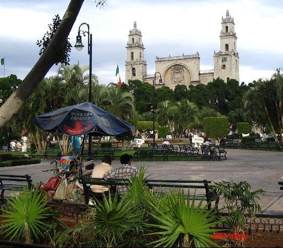 Oficinas de infonavit en Mérida