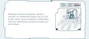 Certificado digital IDSE