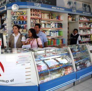 Farmacias que ahorran el precio de los medicamentos mexicanos.